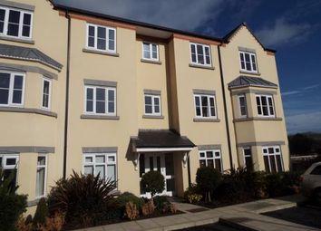 Thumbnail 2 bed flat for sale in Stryd Y Wennol, Ruthin, Denbighshire