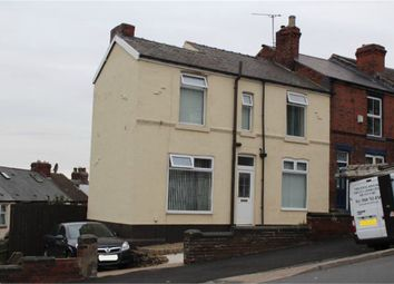 Thumbnail 3 bed end terrace house for sale in Jenkin Road, Sheffield, South Yorkshire
