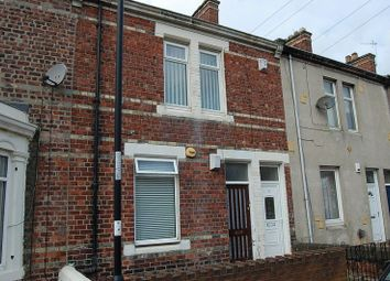 Thumbnail 1 bed flat for sale in Shakespeare Street, Wallsend