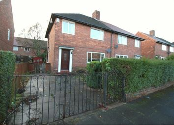 Thumbnail 4 bed semi-detached house for sale in Strawberry Gardens, Wallsend