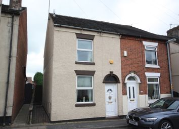 Thumbnail 2 bed semi-detached house for sale in Church Street, Talke, Stoke-On-Trent