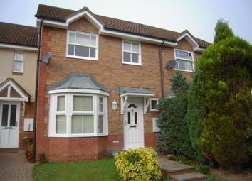 Thumbnail 3 bed terraced house to rent in Witham Croft, Solihull