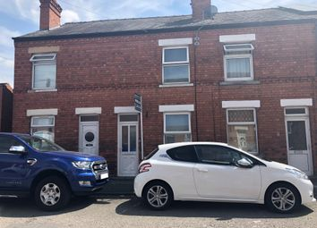 Thumbnail 2 bed terraced house for sale in Lindum Street, Newark
