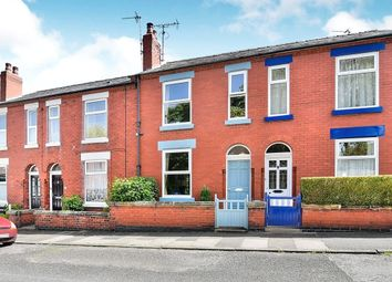 Thumbnail 3 bed terraced house for sale in Hobson Street, Macclesfield, Cheshire