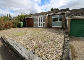 Thumbnail 3 bed detached bungalow to rent in St. Michaels Road, Long Stratton, Norwich