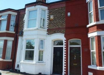 Thumbnail 2 bedroom terraced house for sale in Vittoria Street, Birkenhead