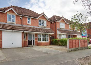 Thumbnail 4 bed detached house for sale in Valley Road, Crewe