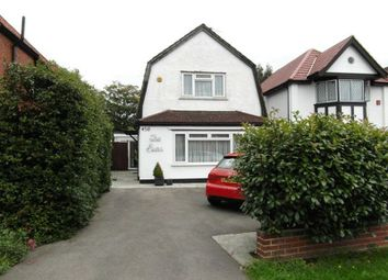 Thumbnail 3 bed detached house for sale in Pinner Road, North Harrow, Harrow