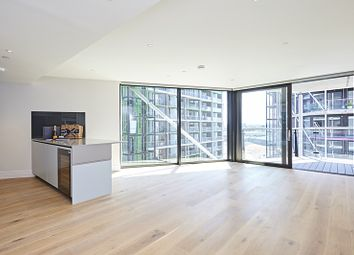 Thumbnail 2 bed flat to rent in Riverlight Quay, Kirtling Street, Vauxhall