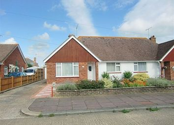 Thumbnail 2 bed bungalow to rent in Windermere Crescent, Goring-By-Sea, Worthing