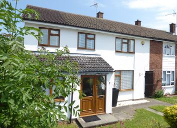 Thumbnail 4 bed end terrace house for sale in Tithe Farm Road, Houghton Regis, Dunstable