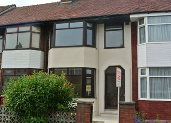 Thumbnail 3 bedroom terraced house to rent in Baines Avenue, Blackpool