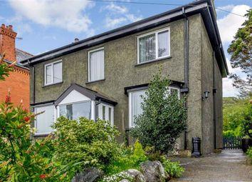 Thumbnail 4 bedroom detached house for sale in Bron Danw, Llwyngwril, Gwynedd