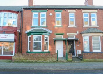 Thumbnail 3 bed terraced house for sale in Coquetdale Villas, Roker Baths Road, Sunderland