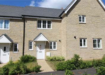 Thumbnail Terraced house for sale in Parker Walk, Axminster, Devon