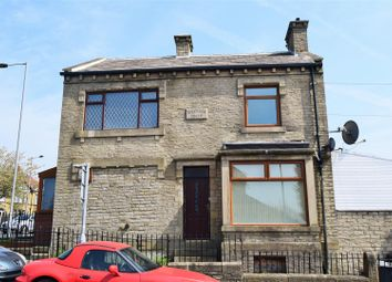 Thumbnail 3 bed detached house for sale in Halifax Road, Low Moor, Bradford