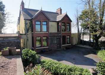 Thumbnail 4 bedroom detached house for sale in Castle Street, Loughor