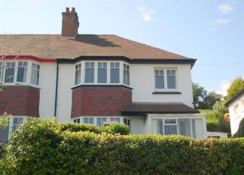 Thumbnail 3 bedroom semi-detached house to rent in Millbridge Road, Minehead