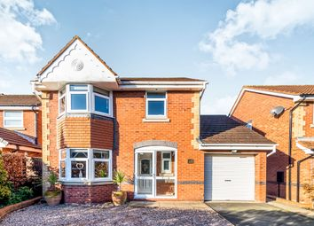 Thumbnail 4 bed detached house for sale in Reedmace, Tamworth