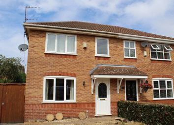 Thumbnail 3 bed semi-detached house for sale in Earlwood Gardens, Whiston, Prescot