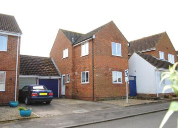 Thumbnail 3 bed link-detached house for sale in Highclere Gardens, Wantage