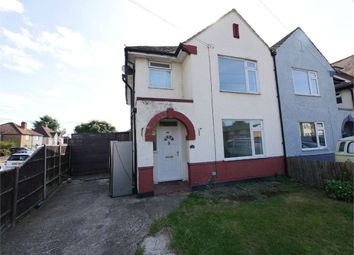 Thumbnail Semi-detached house to rent in Feltham Road, Ashford, Surrey