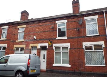 Thumbnail Property for sale in Newdigate Street, Crewe, Cheshire
