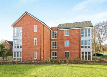 Thumbnail 1 bed flat for sale in Rooksdown Avenue, Basingstoke