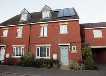 Thumbnail 4 bed semi-detached house for sale in Primmer Place, Westbury, Wiltshire