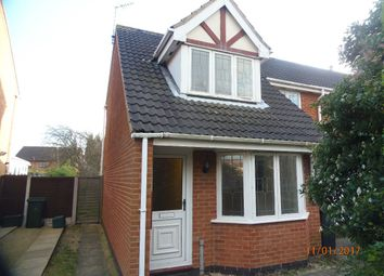 Thumbnail 3 bed semi-detached house to rent in Merlin Close, Adwick-Le-Street, Doncaster
