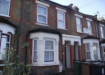 Thumbnail 1 bed flat to rent in Ground Floor Flat, Goldsmith Road, Leyton, London