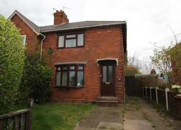 Thumbnail 2 bed semi-detached house to rent in Elm Road, Walsall, West Midlands