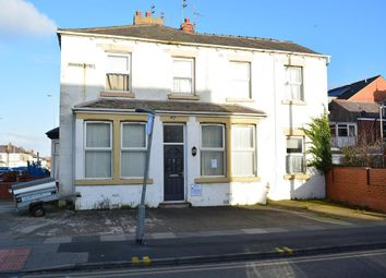 Thumbnail 3 bed end terrace house for sale in Grosvenor Street, Blackpool