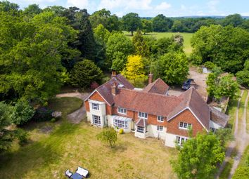 Thumbnail 9 bed detached house for sale in Felcourt Road, Lingfield