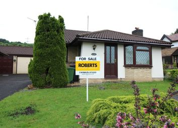 Thumbnail 2 bed detached bungalow for sale in Ashleigh Court, Henllys, Cwmbran, Torfaen
