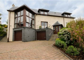 Thumbnail 4 bed detached house for sale in Lower Wards, Fortrose