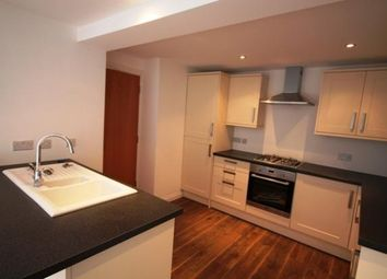 Thumbnail 2 bed flat to rent in Sidmouth Avenue, Newcastle-Under-Lyme