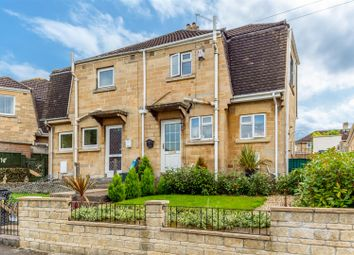 Thumbnail 2 bed semi-detached house for sale in West Close, Bath