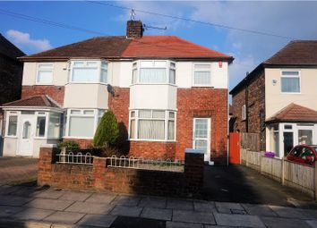 Thumbnail 3 bed semi-detached house for sale in Ilchester Road, Liverpool