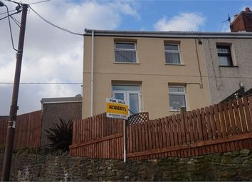 Thumbnail 3 bed end terrace house for sale in Dafalog Terrace, Phillipstown, New Tredegar, Caerphilly