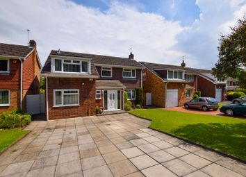 Thumbnail 4 bed detached house for sale in Blakeley Road, Raby Mere, Wirral