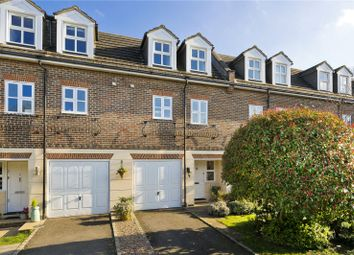 Thumbnail 4 bed terraced house for sale in Sandown Gate, Esher, Surrey