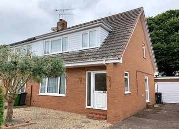 Thumbnail 3 bed semi-detached house to rent in Little Down Orchard, Sidmouth