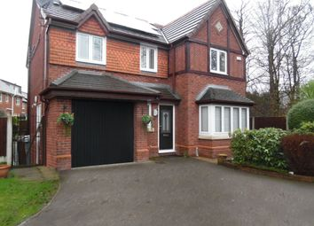 Thumbnail 5 bedroom detached house for sale in Blenheim Drive, Prescot