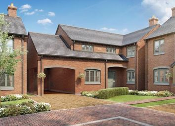 Thumbnail 5 bed detached house for sale in Laburnum Gardens, High Street, Stoke Golding, Nuneaton