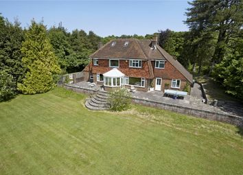 5 bed detached house for sale in Mickleham Drive, Leatherhead, Surrey KT22