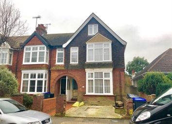 Thumbnail 2 bedroom flat to rent in Pavilion Road, Worthing, West Sussex
