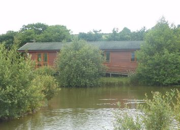 Thumbnail 3 bed lodge to rent in Hatherleigh Road, Winkleigh