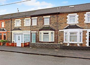 4 bed terraced house for sale in De Barri Street, Rhydyfelin, Pontypridd CF37