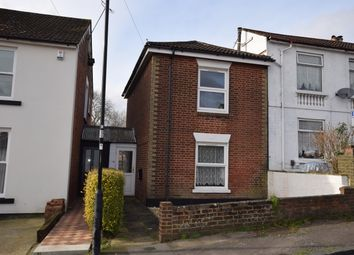 Thumbnail 2 bed detached house for sale in Cliff Road, Southampton